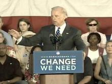 Biden, Obama to reach out to N.C. voters