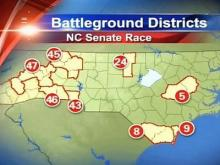 Will N.C. Senate Dems see red after election?
