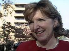 Web only: Sen. Kay Hagan responds to attack ads