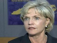 Web only: Perdue discusses state budget, reform