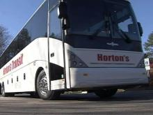 Raleigh residents board buses for inauguration