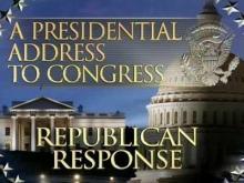 Republican response to Obama address