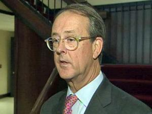 University of North Carolina President Erskine Bowles has requested legislative approval for furloughs to avoid cutting faculty and staff.