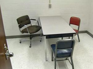 The Raleigh Police Department spent about $25,000 to set up digital cameras in its four interrogation rooms.