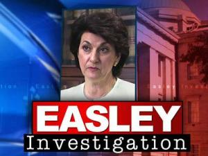 Mary Easley investigation graphic