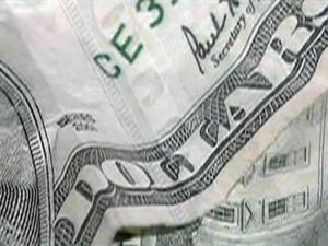 Money generic, dollars