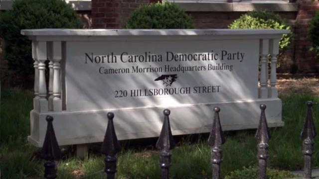 N.C. Democratic Party headquarters