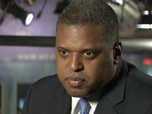 Political newcomer tries to tap Obama's coalition