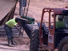 Raleigh projects stalled by bad economy