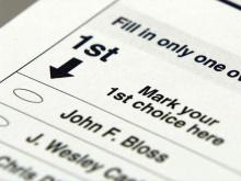 N.C. to conduct instant runoffs on November ballot