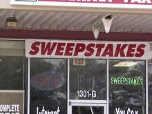 Sweepstakes cafe