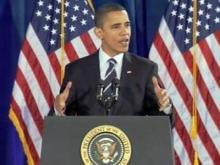 Obama discusses economy in N.C. visit