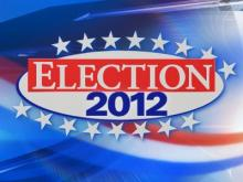 Election night 2012 on WRAL
