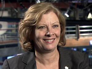 Raleigh City Councilwoman Nancy McFarlane