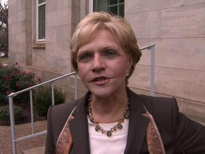 Three people connected to Gov. Beverly Perdue's campaign were indicted Monday on charges stemming from an investigation into her campaign finances.