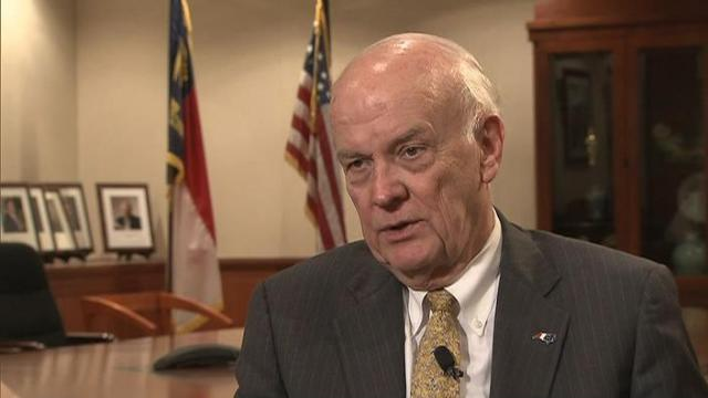 Former N.C. Department of Commerce Secretary Keith Crisco