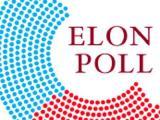 Elon University Poll logo, Elon Poll