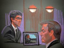 Former staffer's testimony breaks tension in Edwards trial
