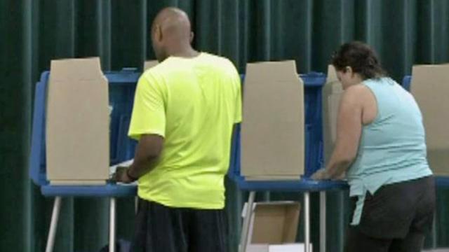 Voters, vote, voting