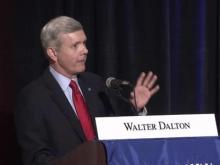 Walter Dalton, Wilmington forum