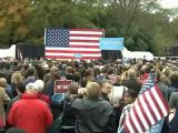 Bill Clinton Raleigh Obama rally