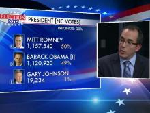 Elon poll: Romney trusted on economy