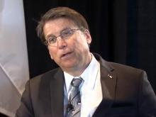 McCrory: Foolish to expand 'broken' Medicaid system
