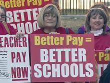 1/25: McCrory teacher pay plans still in the works