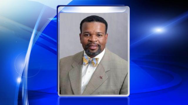 Durham County Manager Wendell Davis