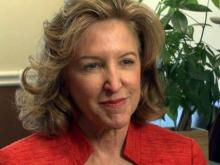 Web only: Hagan discusses issues in US Senate campaign