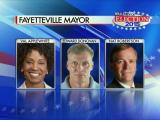 Fayetteville mayoral primary
