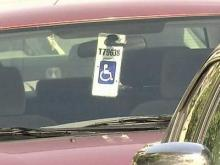 Raleigh volunteers to enforce handicapped parking rules