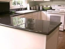 Granite counters pose minimal cancer risk