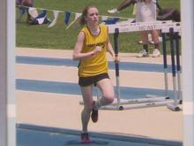 Once a star track-and-field athlete, Holly Runstrom says she believes the Gardasil vaccine made her gravely ill, so much so, she can no longer run competitively.