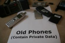 How safe is your cell phone information?