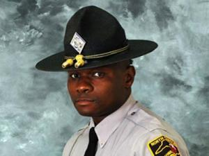 Highway Patrol Trooper Hubert Sealey