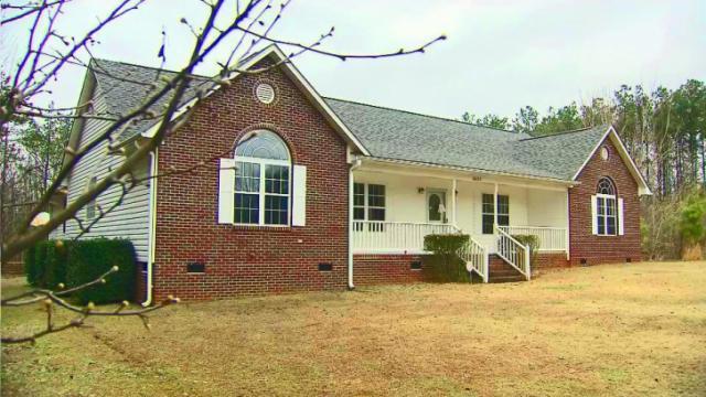 Ronald and Brenda Williams' Granville County home