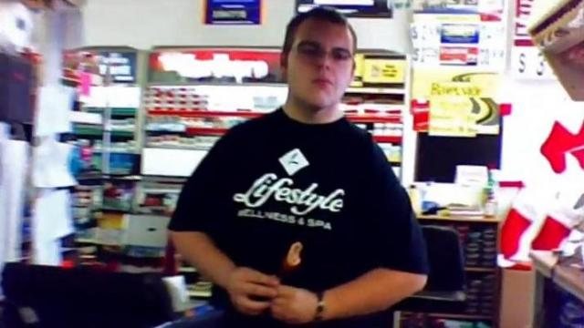 Undercover video: Ellenboro store clerk keeps winning ticket