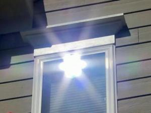 Low-emissivity window