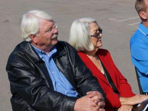 Steve Troxler, Cherie Berry