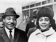 View historical images of Dr. Martin Luther King, Jr.