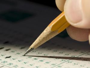 Student testing / SAT test / ACT test / EOG test generic