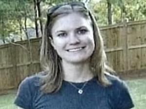 Meredith Emerson, the subject of a search in Georgia, where she was last seen Jan. 1, was fondly remembered by friends during a vigil on Sunday night, Jan. 6, 2008.