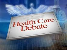 Hundreds crowd Durham for health care debate