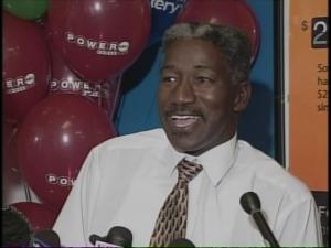 South Carolina Powerball winner.