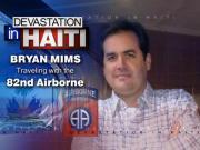 WRAL's Bryan Mims in Haiti