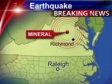 8/23/11: 5.9-magnitude earthquake felt in Raleigh
