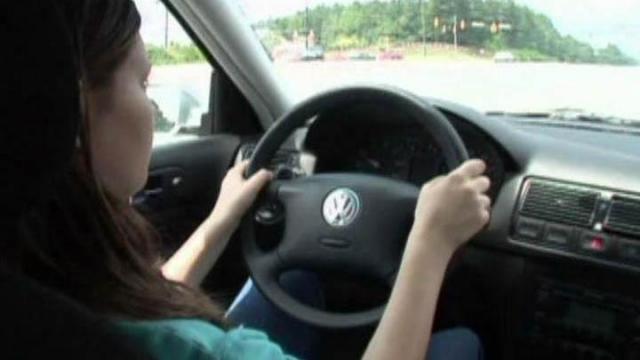 Teen driver generic