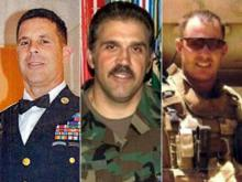 Vets killed in Texas train crash called heroes