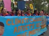 NYC march draws attention to climate change